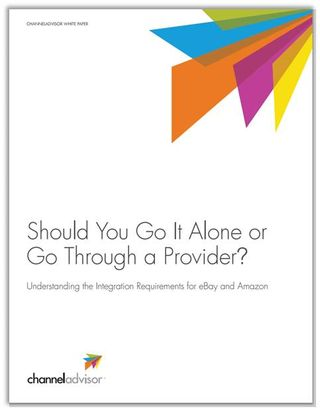 Should you go it alone or with provider