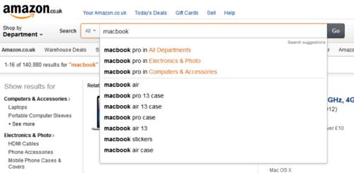 Amazon Search Blog 1